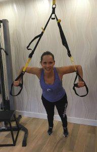 Jess Hills Fitness Coach